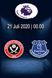 English Premier League - Sheffield United vs Everton