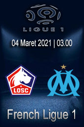 Live Streaming Lille OSC vs Olympique de Marseille